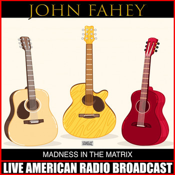 John Fahey - Madness In The Matrix (Live)