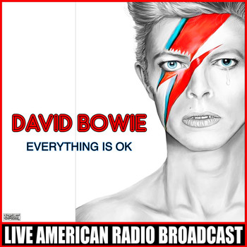 David Bowie - Everything Is OK (Live)