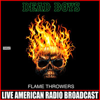 Dead Boys - Flame Throwers (Live)