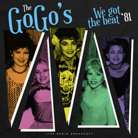 The Go-Go's - We got the beat '81 (live)