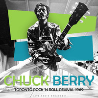 Chuck Berry - Toronto Rock 'n Roll Revival 1969