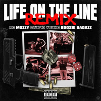RG - Life On The Line (Remix) [feat. Boosie Badazz, Mozzy & $tupid Young] (Explicit)