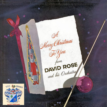 David Rose - A Merry Christmas to You