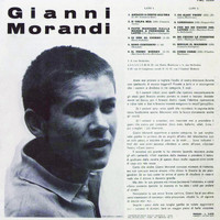 Gianni Morandi - 1 ° LP - 1963 - Full Album