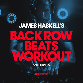 James Haskell - James Haskell's Back Row Beats Workout, Vol. 5 (Explicit)