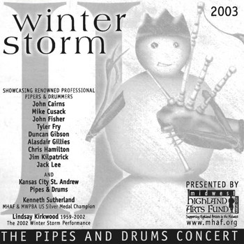 Various Artists - Midwest Highland Arts Fund: Winter Storm II