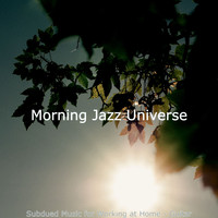 Morning Jazz Universe - Subdued Music for Working at Home - Guitar