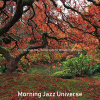 Morning Jazz Universe - Friendly Jazz Trio - Background for Working from Home