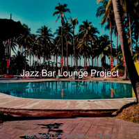 Jazz Bar Lounge Project - Backdrop for Cocktails at Home