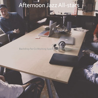 Afternoon Jazz All-stars - Backdrop for Co Working Spaces - Sophisticated Guitar
