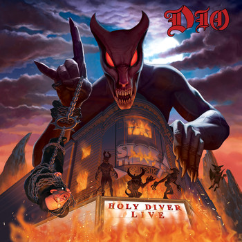 Dio - Rainbow in the Dark (Live)