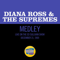 Diana Ross & The Supremes - Baby Love/Stop! In The Name Of Love/Come See About Me (Medley/Live On The Ed Sullivan Show, December 21, 1969)