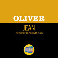 OLIVER - Jean (Live On The Ed Sullivan Show, October 12, 1969)