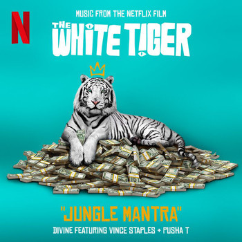 "Divine - Jungle Mantra (From the Netflix Film ""The White Tiger"")"