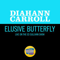 Diahann Carroll - Elusive Butterfly (Live On The Ed Sullivan Show, May 12, 1968)