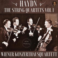 "Wiener Konzerthausquartett - Haydn: The String Quartets Collection Pt. 1 ""Kaiser"""