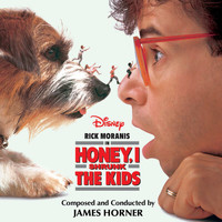 James Horner - Honey, I Shrunk the Kids (Original Motion Picture Soundtrack)