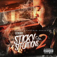 Sticky - S. S. Vol.2 (Explicit)