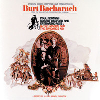 Burt Bacharach - Butch Cassidy And The Sundance Kid (Original Motion Picture Soundtrack)