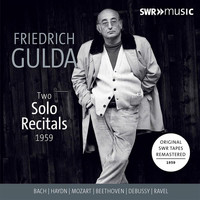 Friedrich Gulda - Mozart, Beethoven & Others: Piano Works (Remastered 2021) [Live]