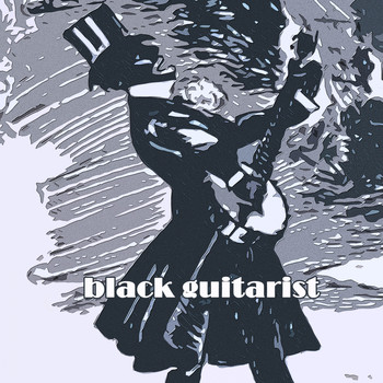 Gilbert Bécaud - Black Guitarist