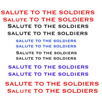A.K.A. - Salute to the Soldiers