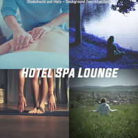Hotel Spa Lounge - Shakuhachi and Harp - Background for Hotel Spas