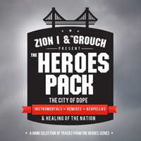Zion I & The Grouch - Heroes (Deluxe Package) (Explicit)