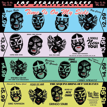 Los Straitjackets - Time Is on My Side