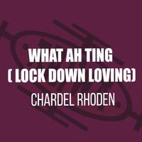 Chardel Rhoden - What Ah Ting (Lock Down Loving)