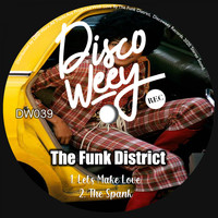 The Funk District - DW039