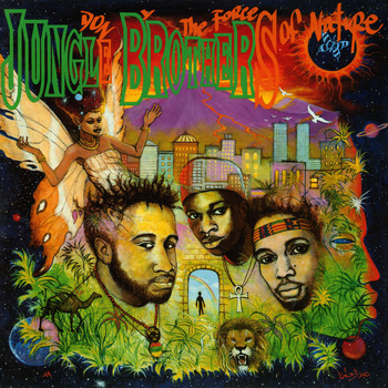 Jungle Brothers - Done By The Forces Of Nature (Deluxe Edition)