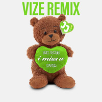 Jax Jones - i miss u (VIZE Remix)