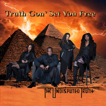 The Undisputed Truth - Truth Gon' Set You Free
