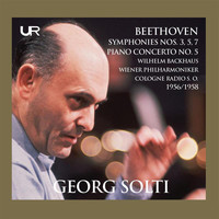Georg Solti - Beethoven: Orchestral Works (Live)
