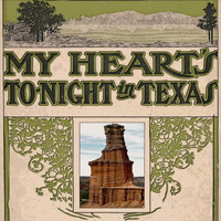 Johnny Hallyday - My Heart's to Night in Texas