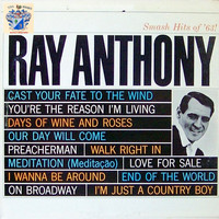 Ray Anthony - Smash Hits of '63 !
