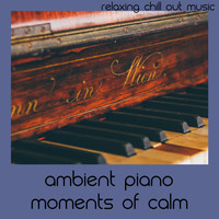 Relaxing Chill Out Music - Ambient Piano Moments Of Calm