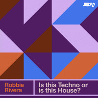 Robbie Rivera - Is This Techno Or Is This House?