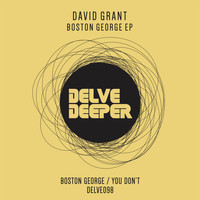 David Grant - Boston George EP