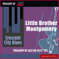 Little Brother Montgomery - Crescent City Blues - Treasury Of Jazz No. 45 (Recordings of 16.10.1936)