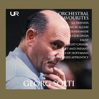 Georg Solti - Verdi, Gounod & Others: Overtures (Live)