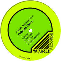 Orlando Voorn - Triangle Treasures, Vol. 4