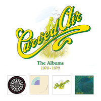 Curved Air - The Albums 1970-1973 (Remastered Edition)
