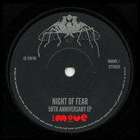 The Move - Night of Fear (50th Anniversary EP)