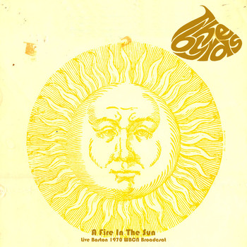The Byrds - A Fire In The Sun (Live Boston 1969)