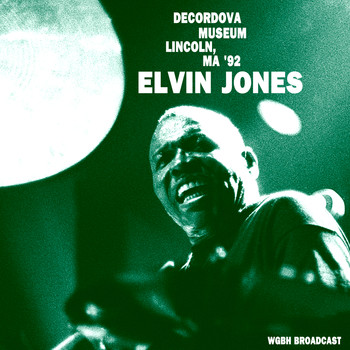 Elvin Jones - deCordova Museum, Lincoln, MA (Live 1992)
