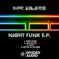 Mr Dubz - Night Funk EP