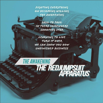 The Red Jumpsuit Apparatus - The Awakening