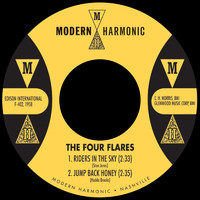 The Four Flares - Riders in the Sky / Jump Back Honey